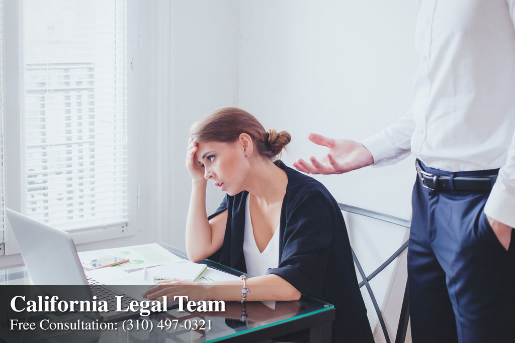 Is Your Hostile Work Environment A Legal Issue?